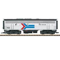 Amtrak Diesellok F7B