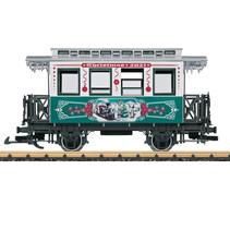 Weihnachtswagen 2021