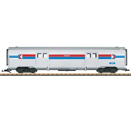LGB Amtrak Baggage Car