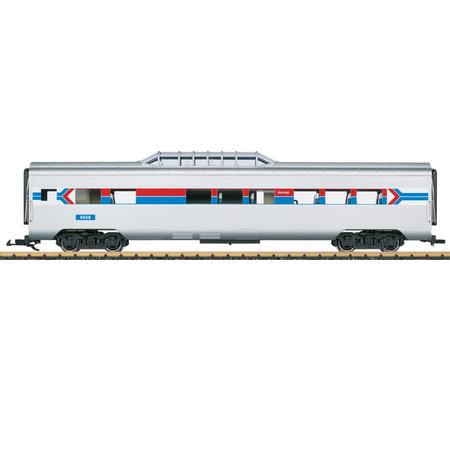 LGB Amtrak Dome Car
