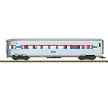 Amtrak Observation Car