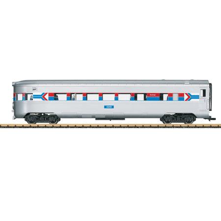 LGB Amtrak Observation Car
