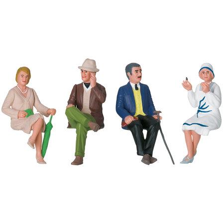 LGB Figuren-Set Amerika