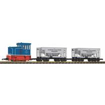 G Start-Set Güterzug GE-25Ton