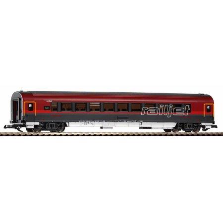 PIKO G Personenwagen 2. Klasse Railjet ÖBB VI