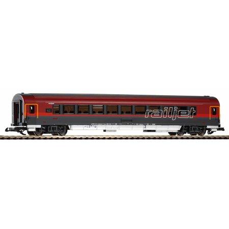 PIKO G Personenwagen 1. Klasse Railjet ÖBB VI