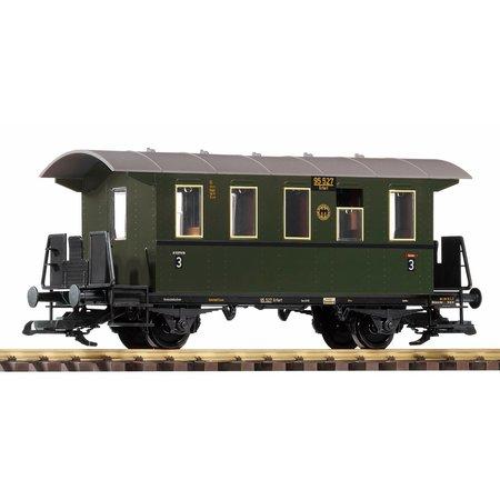 PIKO G Personenwagen 3. Klasse DRG II