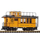 PIKO G Güterzugbegleitwagen D&RGW