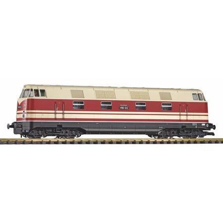 PIKO G Sound-Diesellokomotive BR V 180 DR III, Inkl. PIKO Sound-Decoder