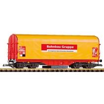 """G Schienenreinigungswagen """"Bahnbau"""" V + Zubehör"""