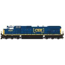 GE Dash 9 CSX  #9044