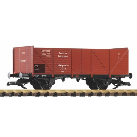 PIKO G Offener Güterwagen DR IV
