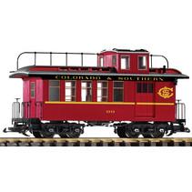 G Güterzugbegleitwagen C&S