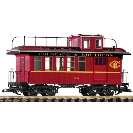 PIKO G Güterzugbegleitwagen C&S