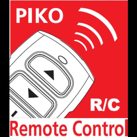 """PIKO G US Diesellok GE-25Ton """"Clean Machine"""", RC"""