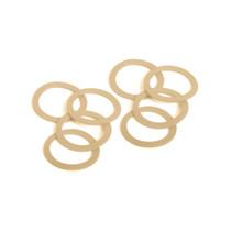 Haftreifen für LGB® Loks (37,5mm) 8 Stück