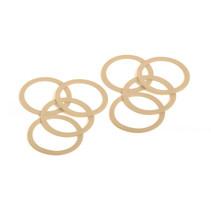 Haftreifen für LGB® Loks (46,5mm) 8 Stück