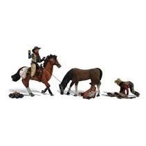 Spur H0 Cowboys + Pferde