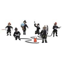 Spur H0 Feuerwehreinsatz III