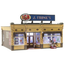 Spur H0 J. Frank's Grocery (Fertigmodell)