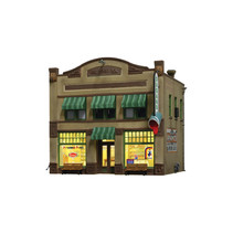 Spur H0 Dugan's Paint Store (Fertigmodell)