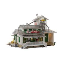 Spur H0 H&H Feed Mill  (Fertigmodell)