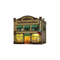 Spur 0 Dugan's Paint Store (Fertigmodell)