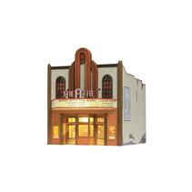 Spur 0 Theatre (Fertigmodell)