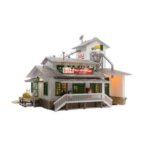 Spur 0 H&H Feed Mill  (Fertigmodell)