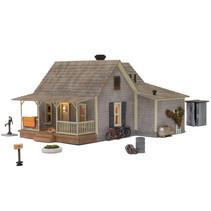 Spur 0  Old Homestead  (Fertigmodell)