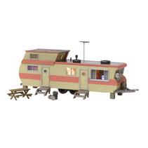 Spur 0 Double Decker Trailer  (Fertigmodell)