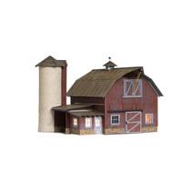 Spur 0  Old Weathered Barn (Fertigmodell)
