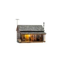 Spur 0 Rustic Cabin  (Fertigmodell)