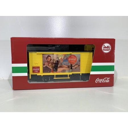 LGB Coca Cola Kühlwagen  (wie neu)
