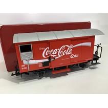 Coca Cola MOB Güterwagen  mit Sound (wie neu)