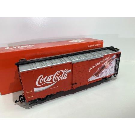 LGB 40 Fuss Boxcar Coca Cola  (sehr guter Zustand)