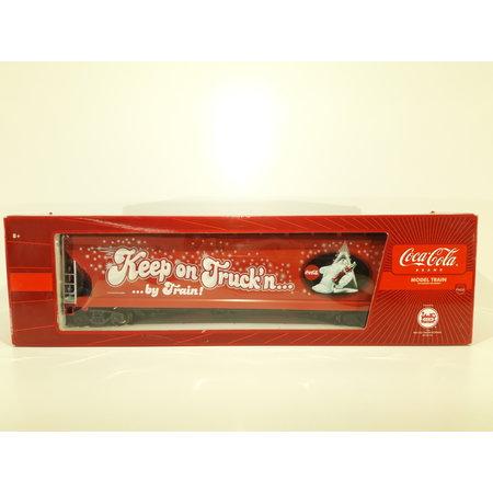 LGB 3 Bay Hopper Coca Cola  (sehr guter Zustand)