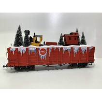 Coca Cola Weihnachts-Gondola  (sehr guter Zustand)