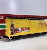 LGB Coca Cola Boxcar  (wie neu)