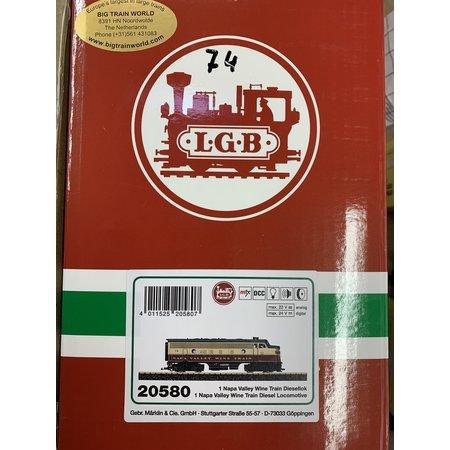 LGB F7A Napa Valley ESU digital & Sound & gep. Rauch(wie neu)