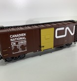 LGB 40 Fuss Boxcar Canadian National (sehr guter Zustand)