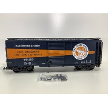 40 Fuss Boxcar Baltimore & Ohio (sehr guter Zustand)
