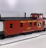 LGB Caboose Great Northern  (wie neu)