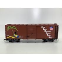 40 Fuss Boxcar UP H.E.R.B.I.E. (sehr guter Zustand)