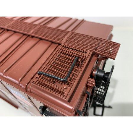 LGB 40 Fuss Boxcar UP H.E.R.B.I.E. (sehr guter Zustand)