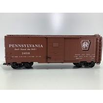 40 Fuss Boxcar Pennsylvania (sehr guter Zustand)
