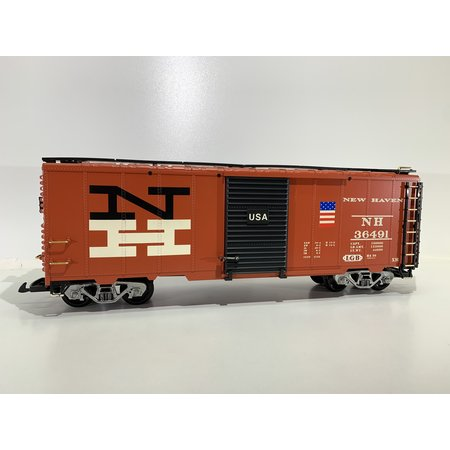 LGB 40 Fuss Boxcar New Haven