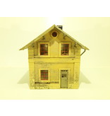 Eigenbau Haus Postamt Spur G (gebraucht)