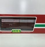 LGB 40 Fuss Boxcar Pennsylvania (sehr guter Zustand)