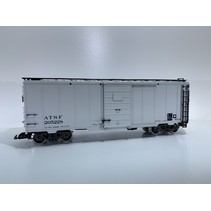 40 Fuss Boxcar ATSF (sehr guter Zustand)